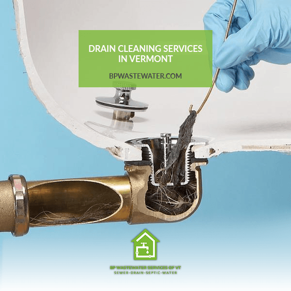 Drain Cleaning Services in Rutland, VT