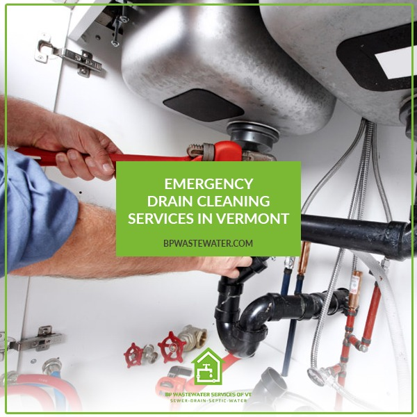 Drain Cleaning & Sewer Services
