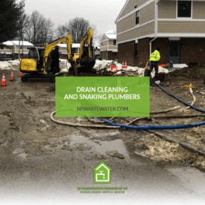 Emergency Access to Vermont Drain Cleaning Services