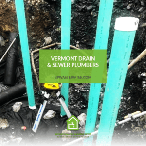 Vermont Blocked Drains