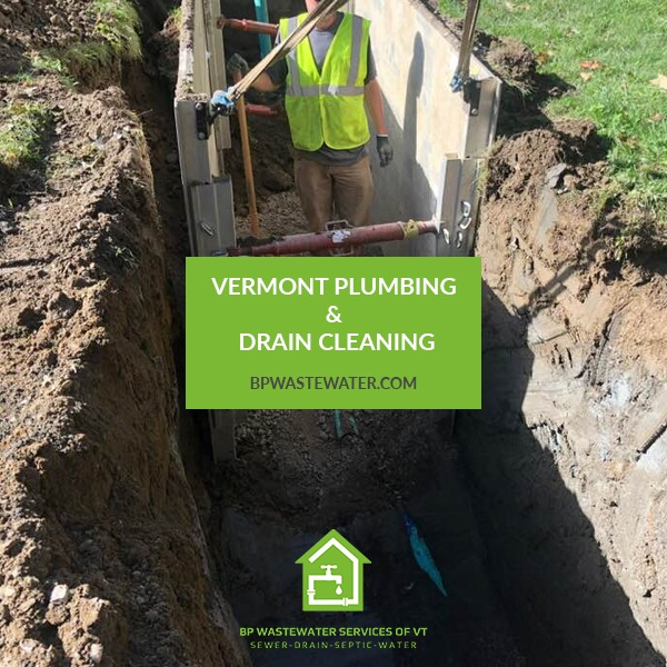 Vermont Plumbing and Drain Cleaning